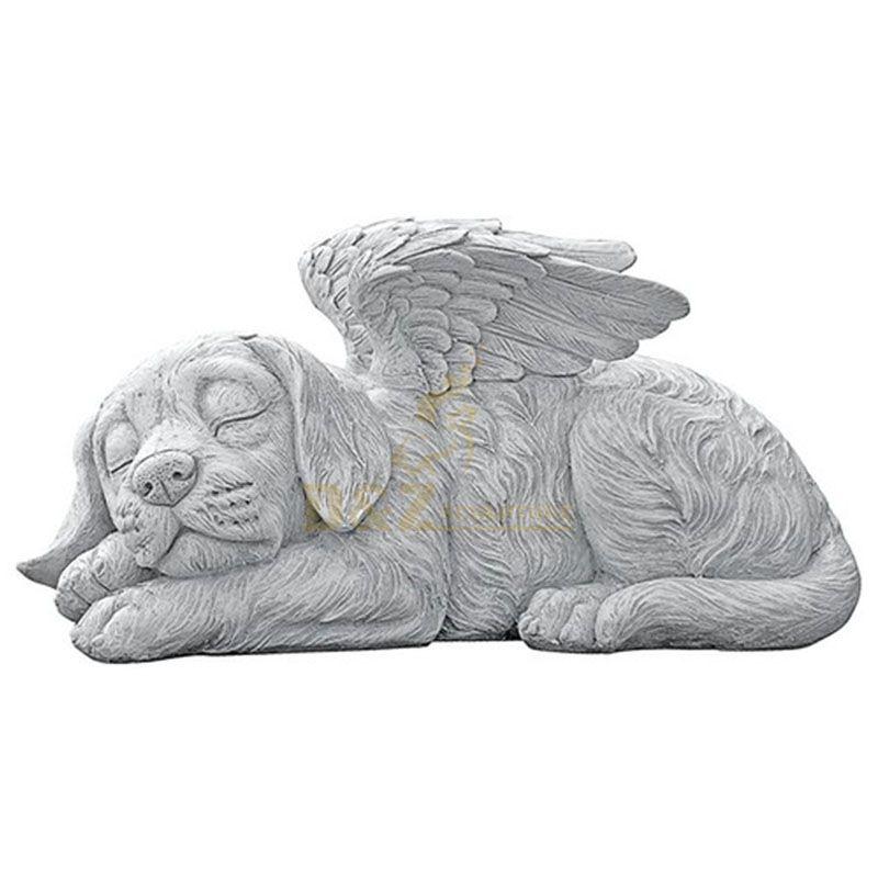 dog statue memorial