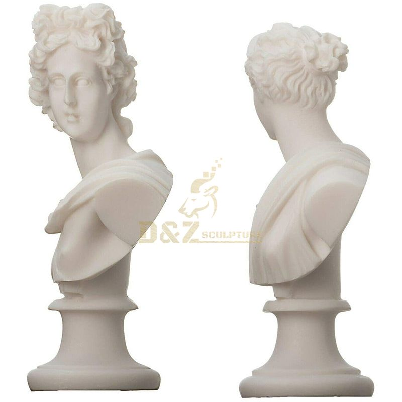 greek marble statues