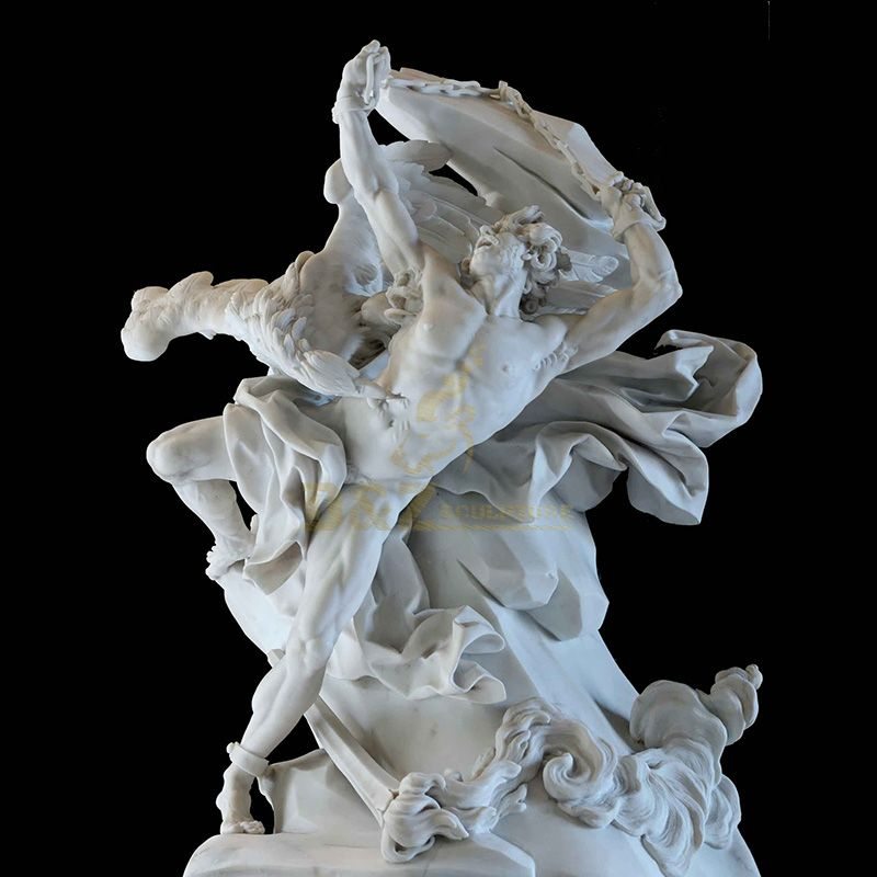 Prometheus bound life size greek statue replica for sale