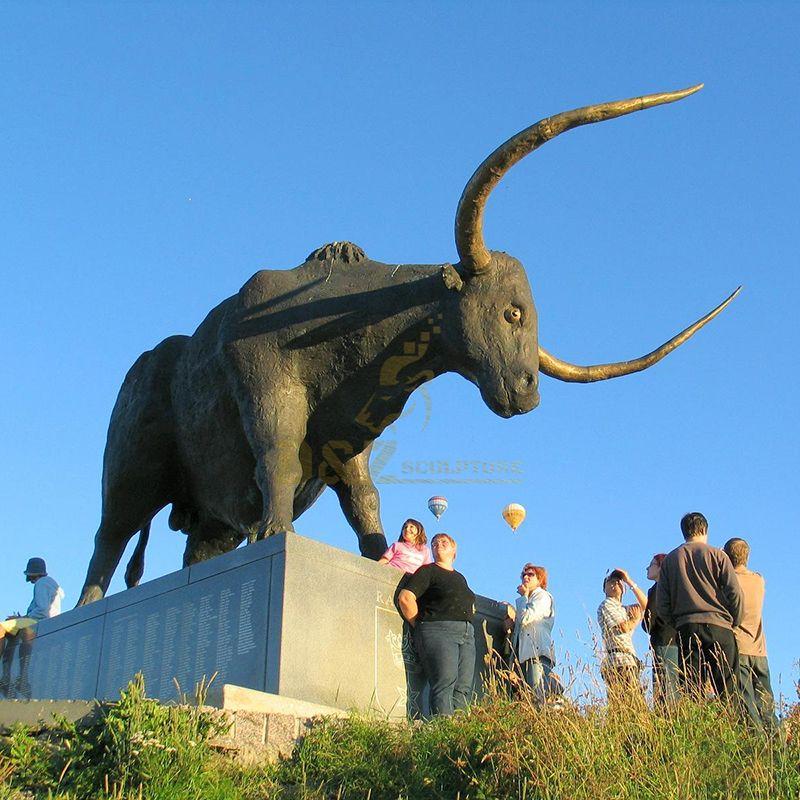 bull on wall street