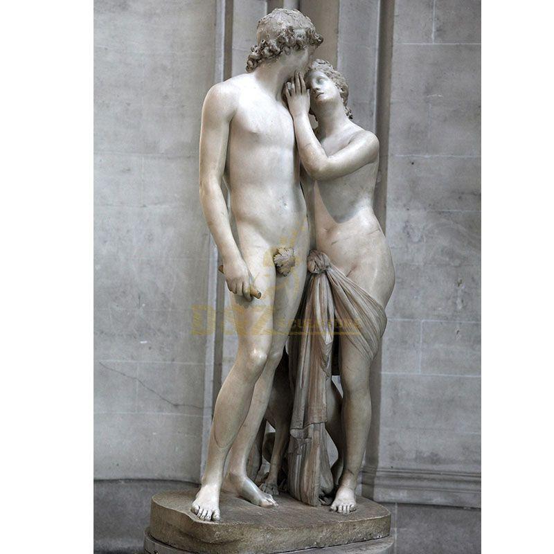 greek male statue