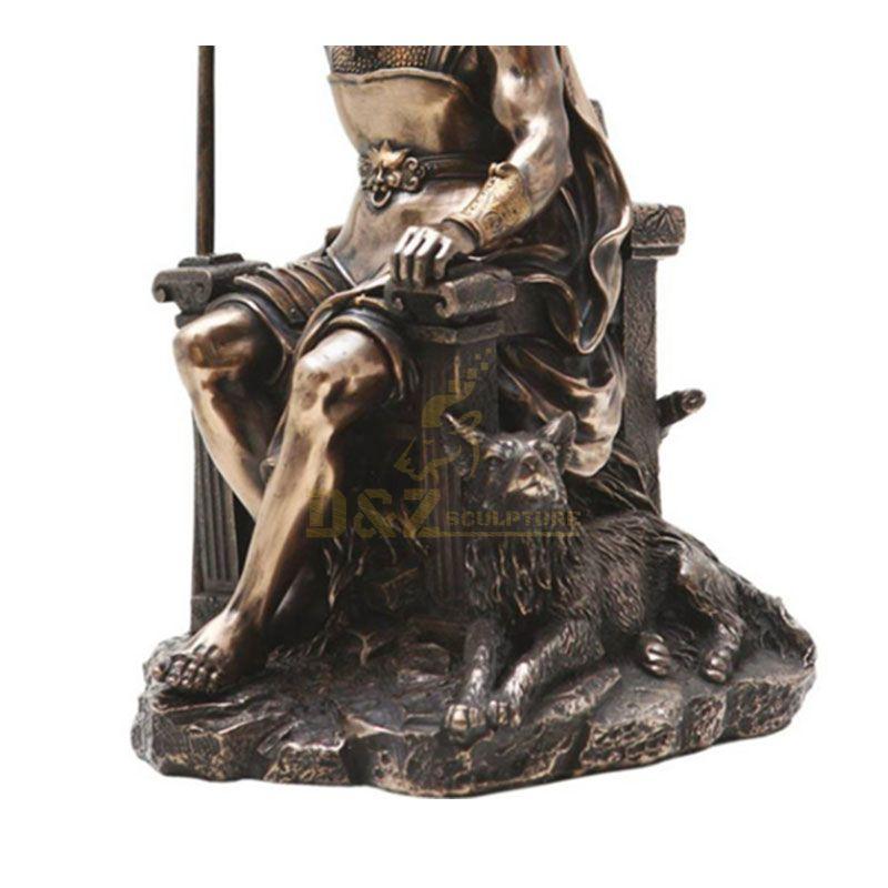 statue of odin
