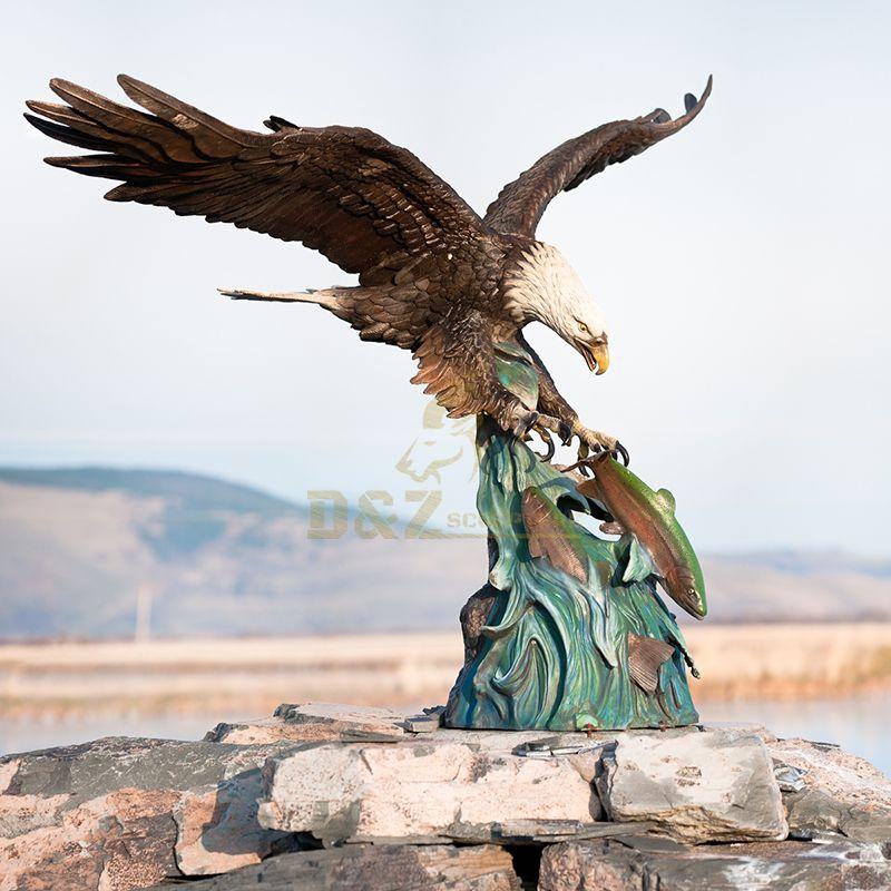 eagle sculpture for sale