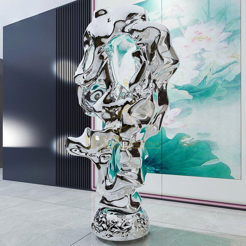 abstract artists sculpture