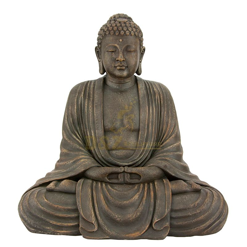Hand-cast high quality large bronze Buddha statue for sale