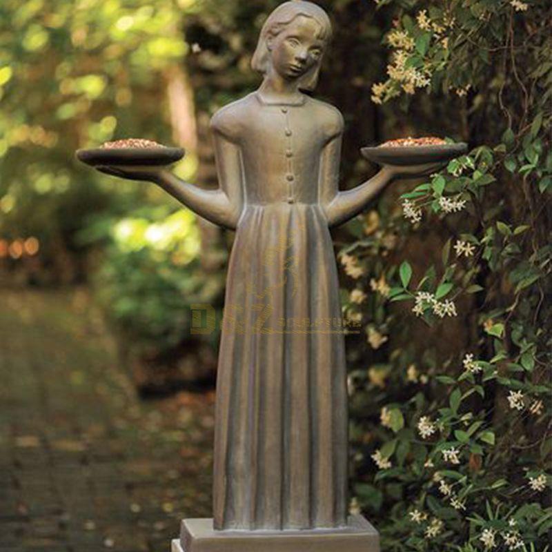 bird girl statue for sale