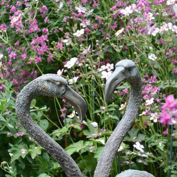 flamingo statue UK