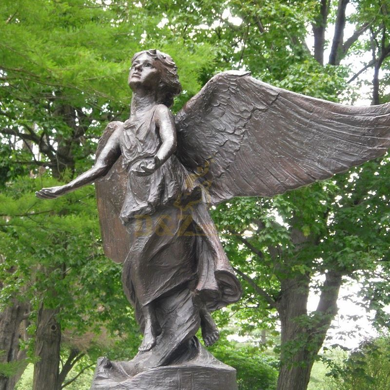 angel statues for cemetery