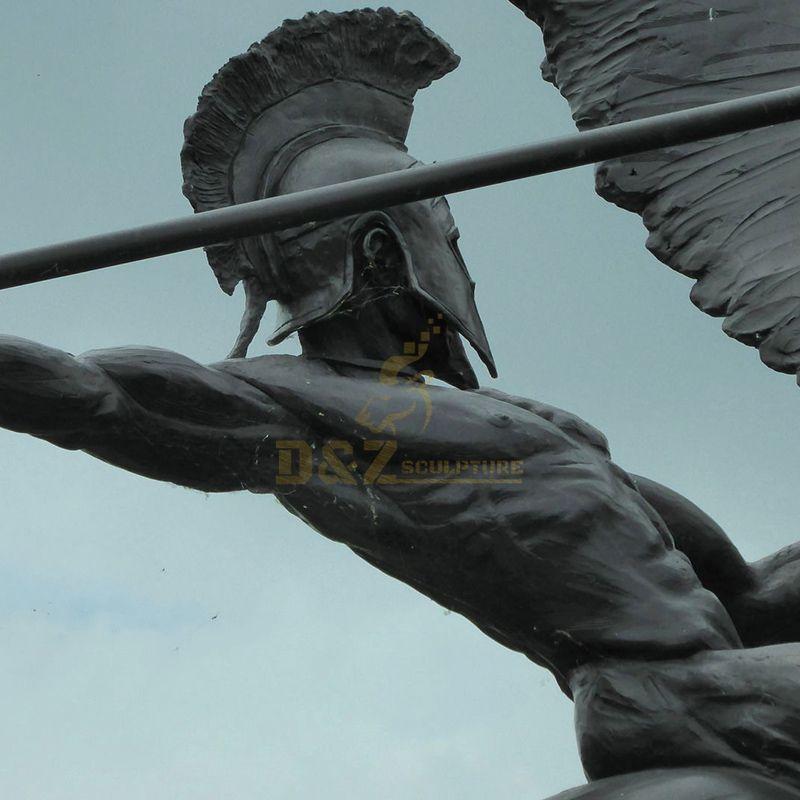 bellerophon and pegasus statue