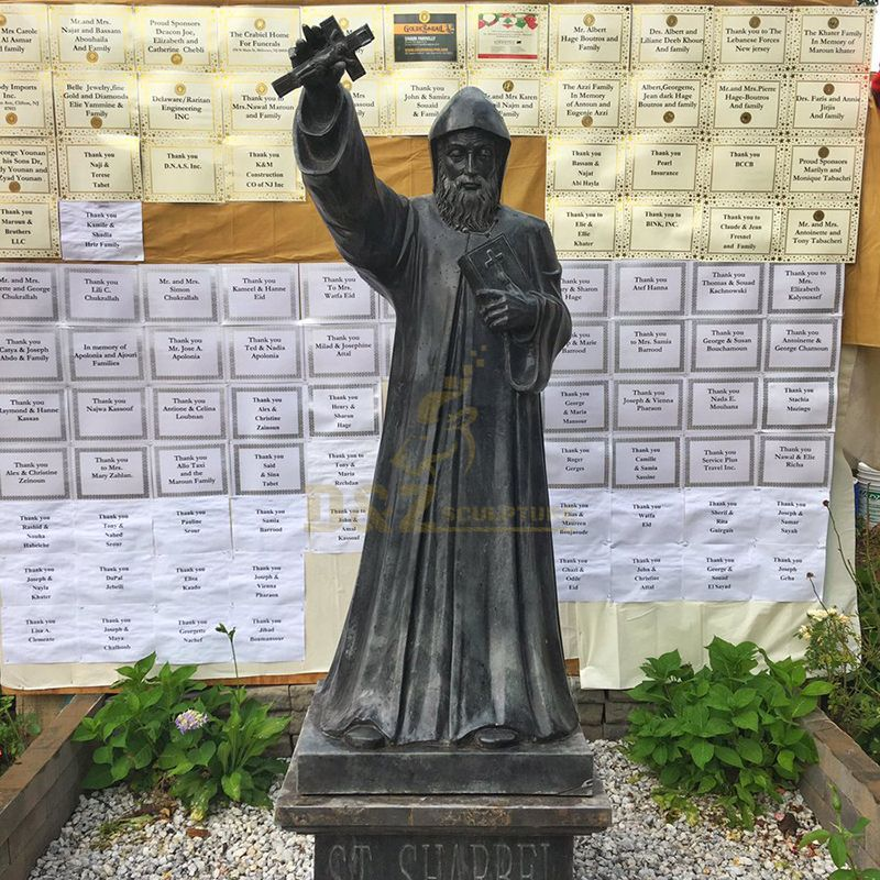 st charbel statue for sale