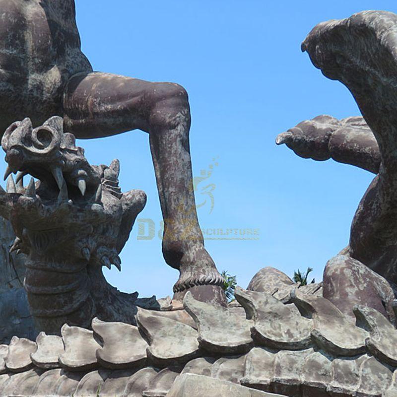 pegasus statue gulfstream