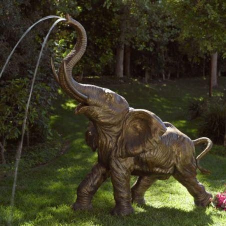 elephant pool fountain