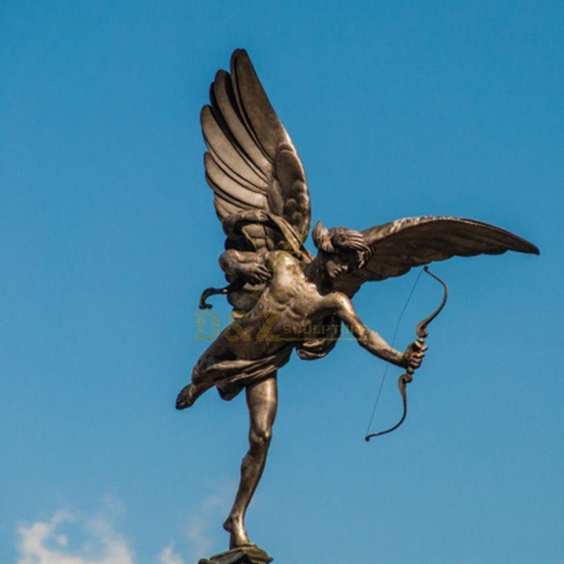 cupid statue london