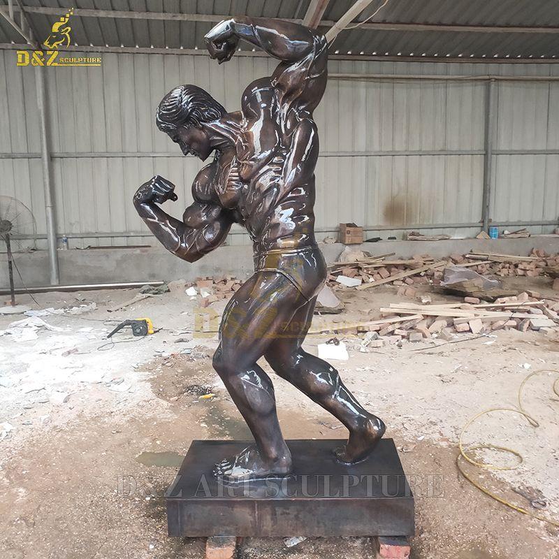 arnold schwarzenegger statue location