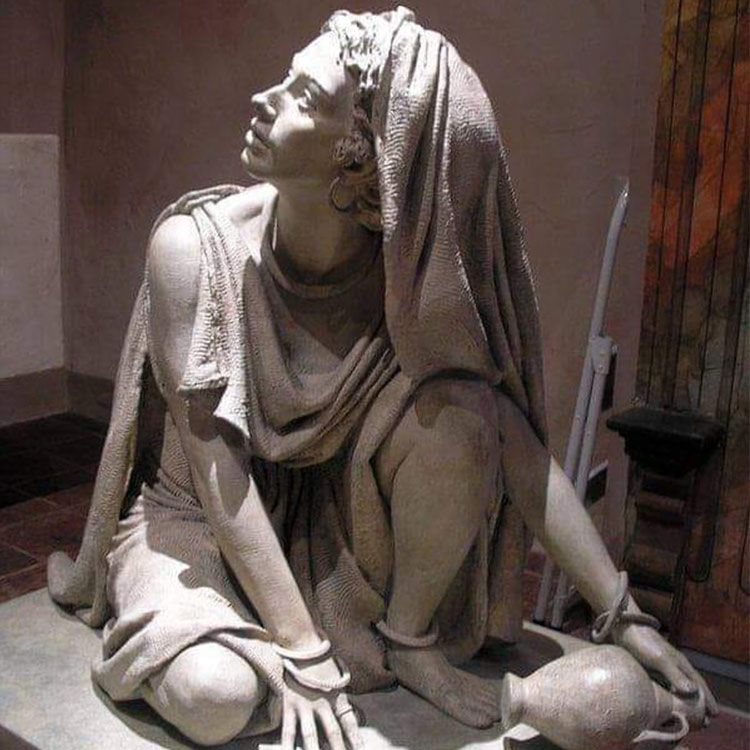 st mary magdalene garden statue for sale