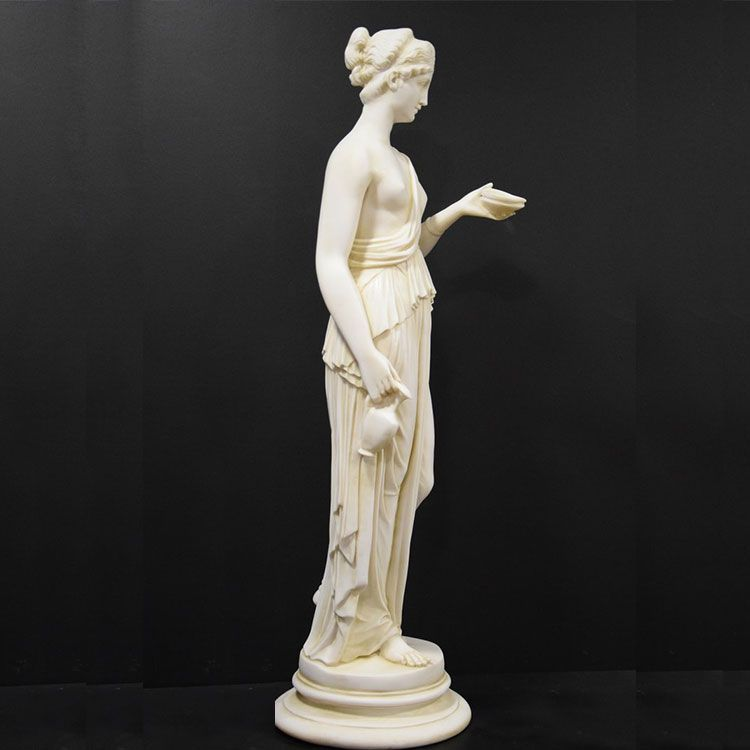hebe goddess of youth statue
