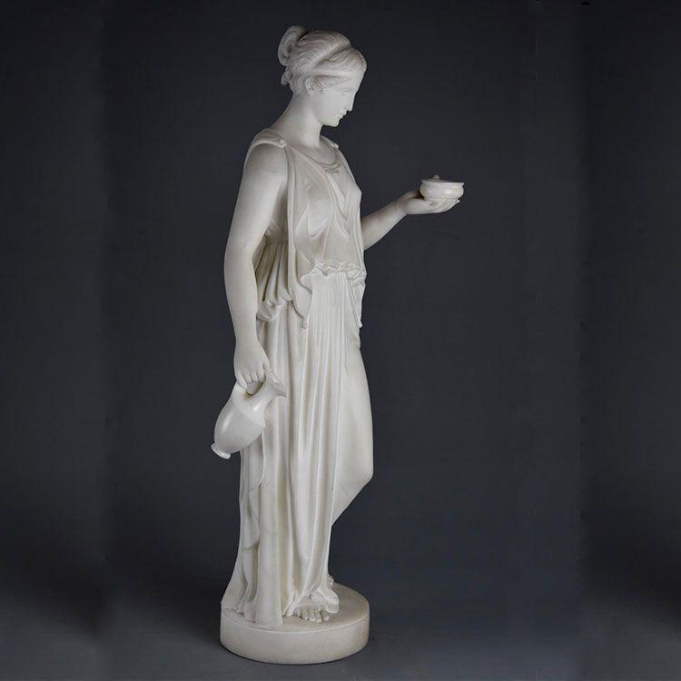 hebe greek statue