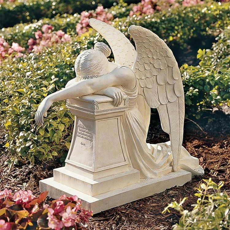 life size angel of grief statue for sale