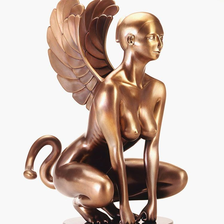 large sphinx statue for sale