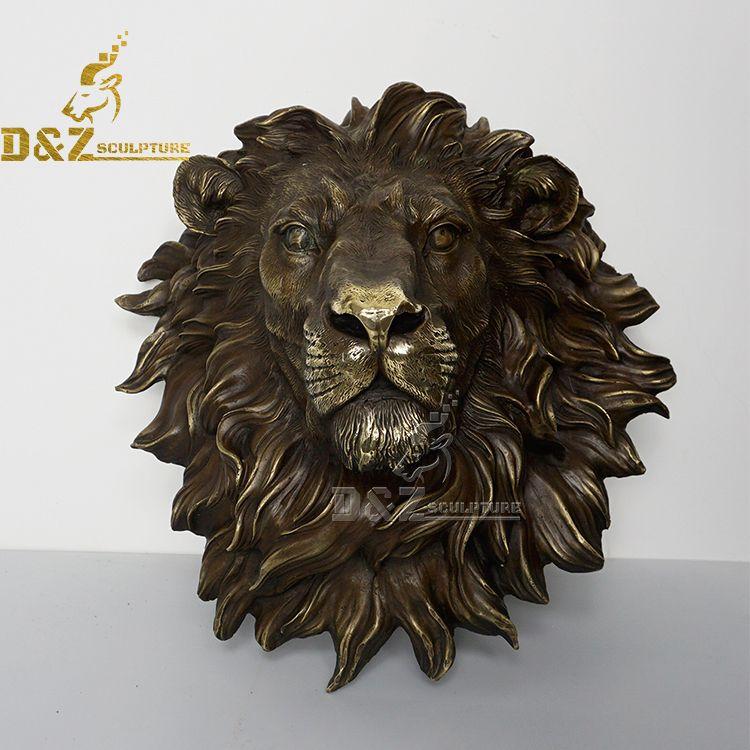 lion head statue for sale