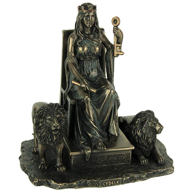 statue of cybele goddess for sale