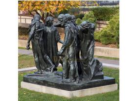 Outdoor Bronze Sculpture Maintenance Guide