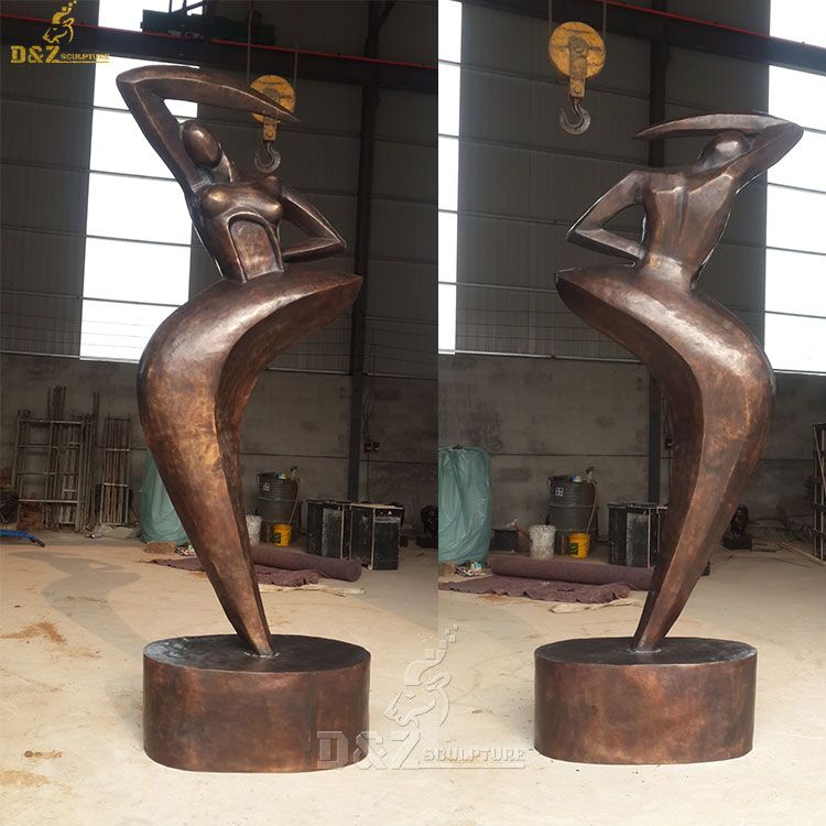 abstract human figure sculpture for sale