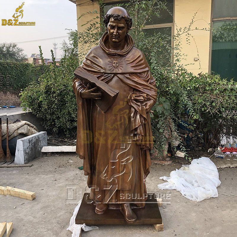 st francis of assisi outdoor garden statue