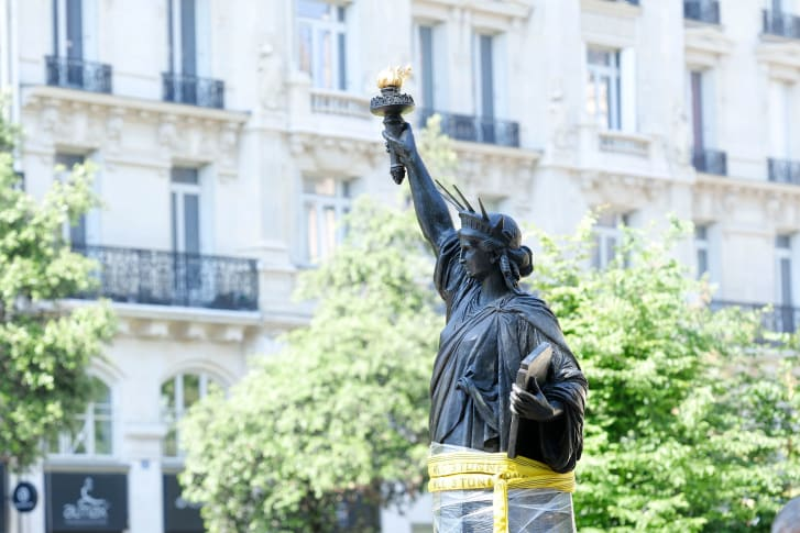 France Is About To Sends the U.S. a Smaller Statue of Liberty