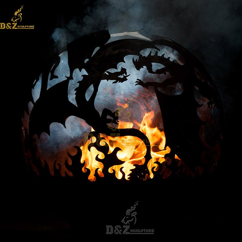 dragon fire pit ball for sale