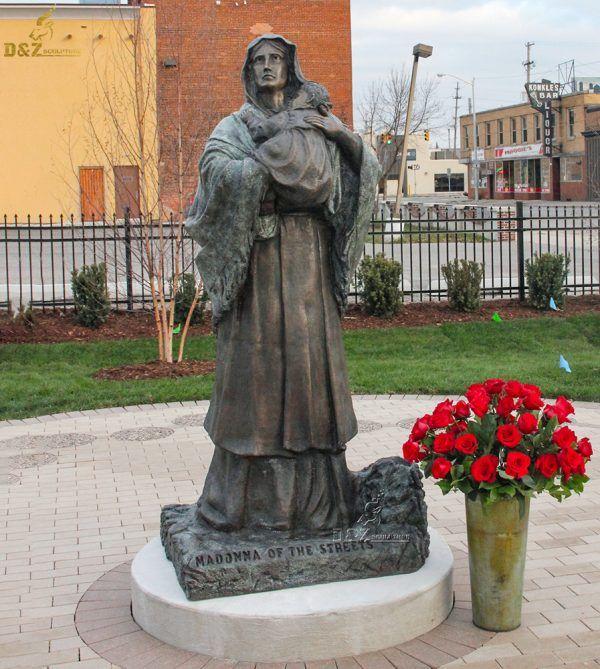 black madonna statue for sale