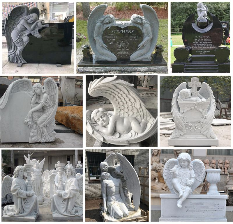 headstone angels