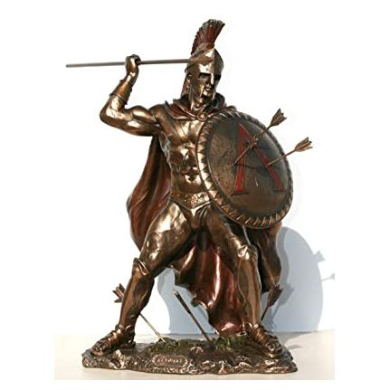 Professional life size roman antique bronze statues
