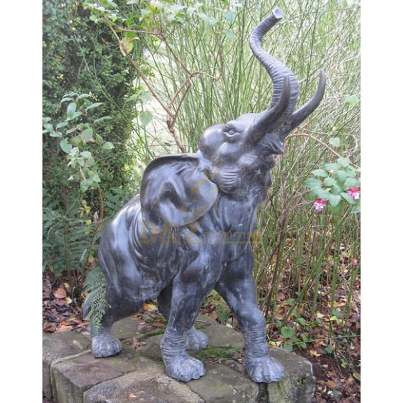 indian elephant statue