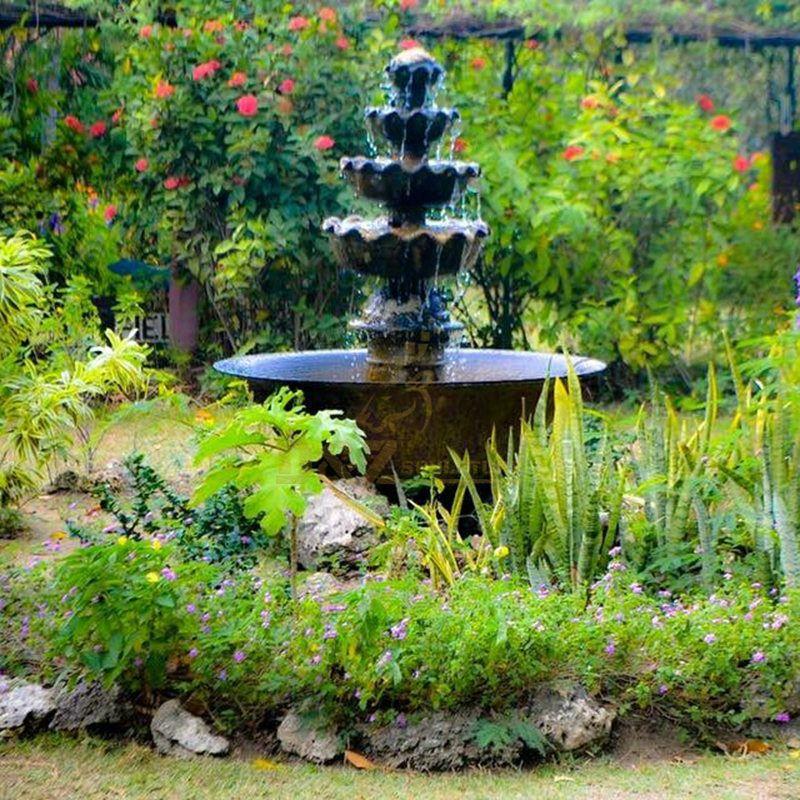High Quality Antique Bronze Sculpture Fountain Statue Sale