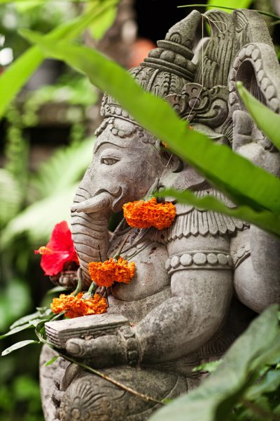 Large ganesh statue for garden
