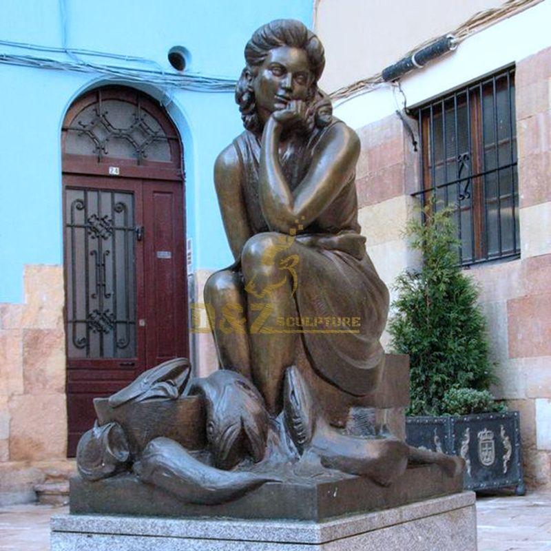 nude bronze art