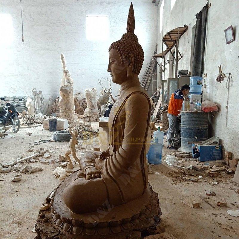 garden statues of buddha