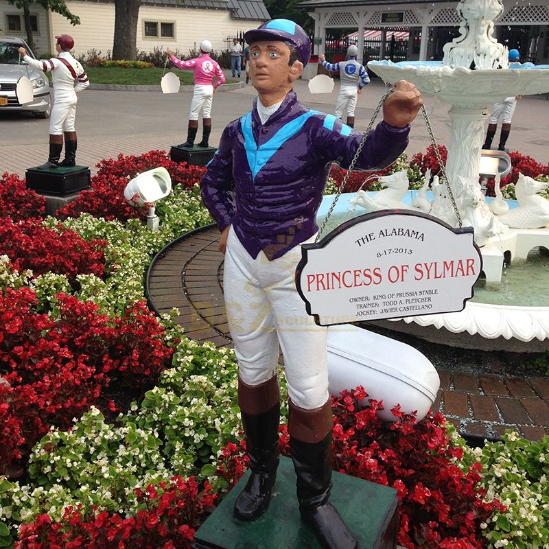 lawn jockey statue for sale