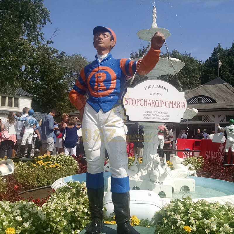 Black lawn jockey for sale