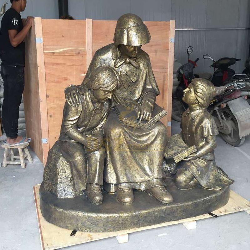 St. Anne Statue