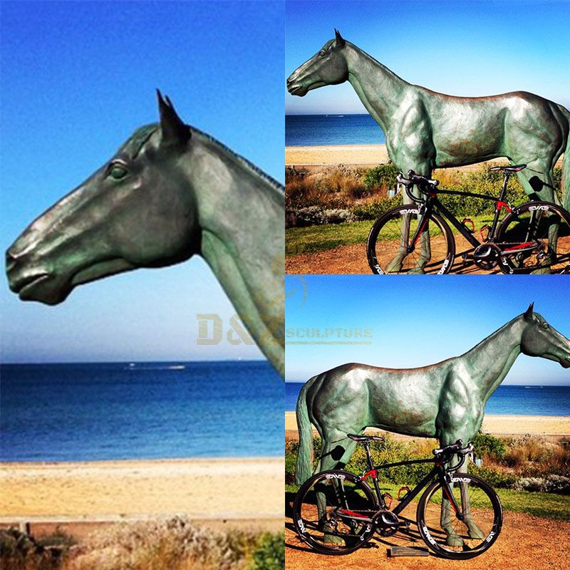 horse statue life size