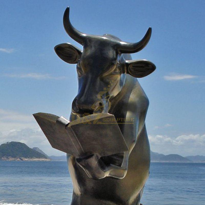 bull at new york