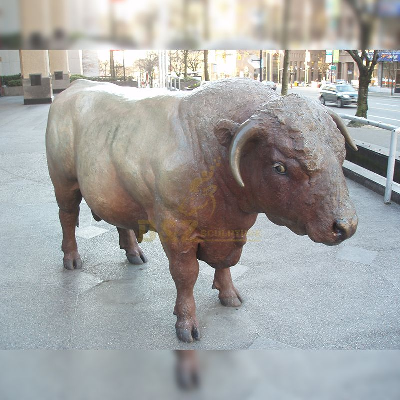 life size cow statues