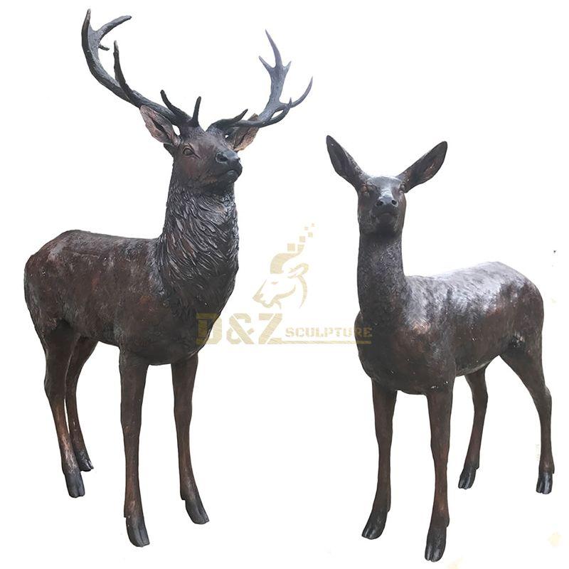 elk sculpture