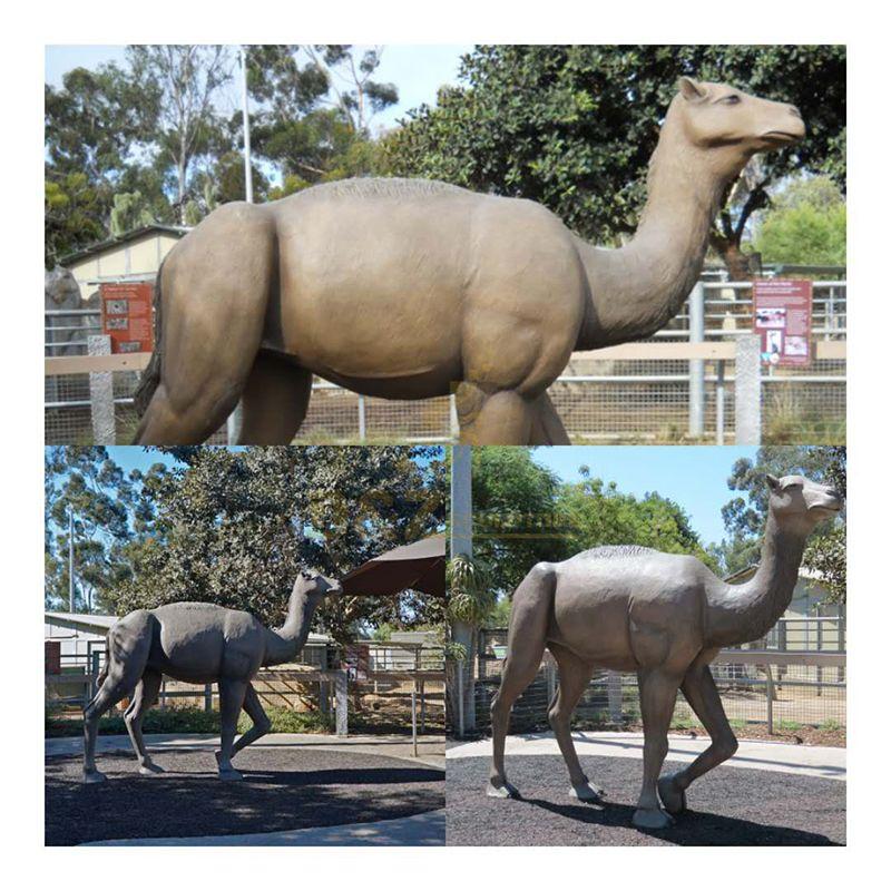 camel sculpture for sale