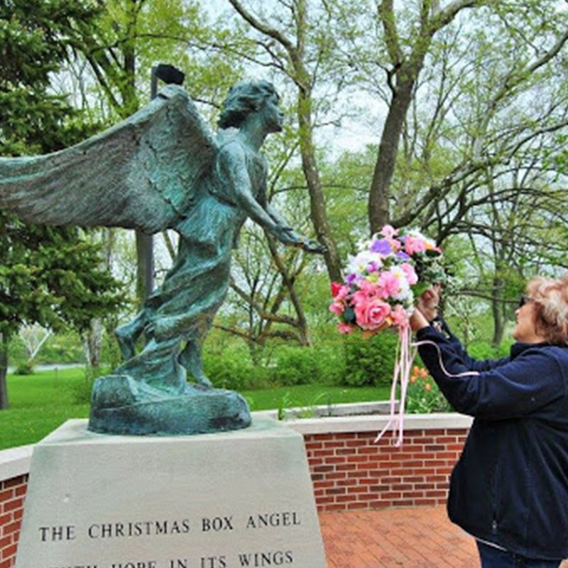 Angel of hope statue for sale