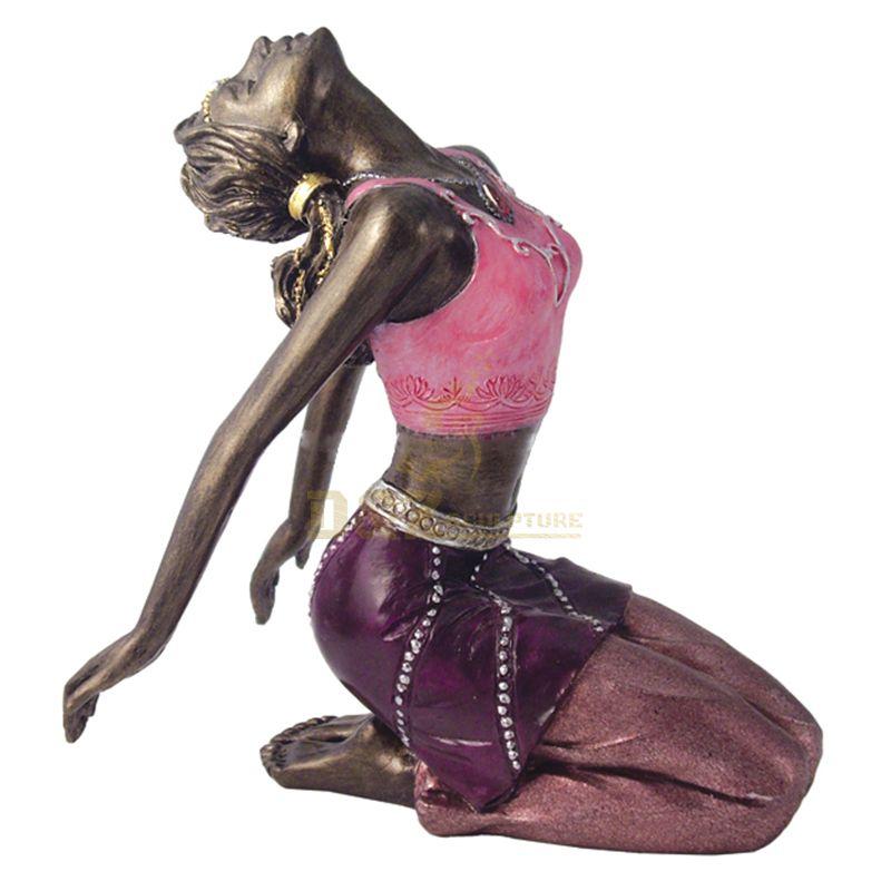 yoga sculpture