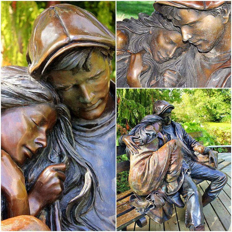 george lundeen sculpture