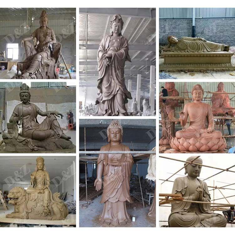 bronze buddhas mold
